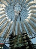 Architektur, Sony Center, Potsdamer Platz
